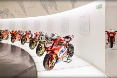 Museo Ducati | Visita Guidata Bologna