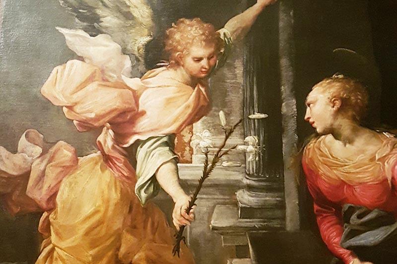 foto di Marina - Pinacoteca Bologna