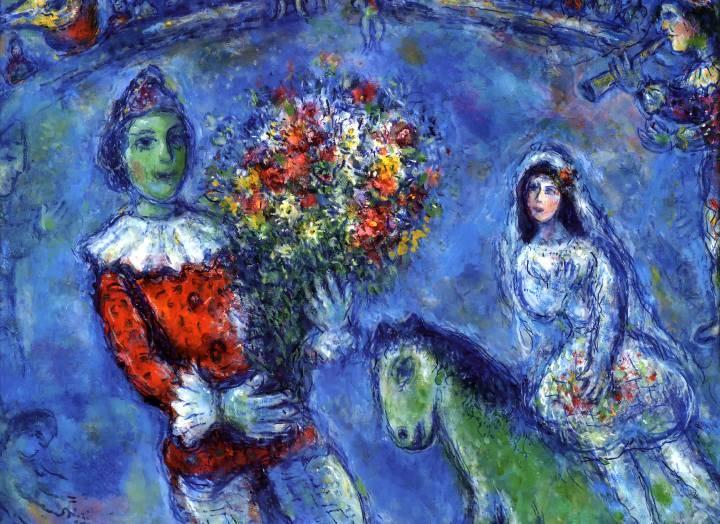 Mostra Chagall: Sogno E Magia a Palazzo Albergati